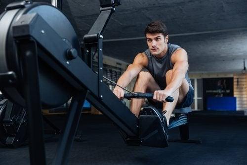 Anaerobe Übungen sind ein wichtiger Bestandteil in einem Trainingsplan ohne Muskelhypertrophie
