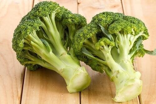 Broccoli für ein gesundes Herz