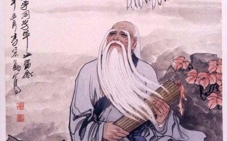 Daoismus hat 4 Regeln