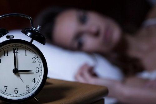 Erholsamer Schlaf ist schwierig zu erreichen