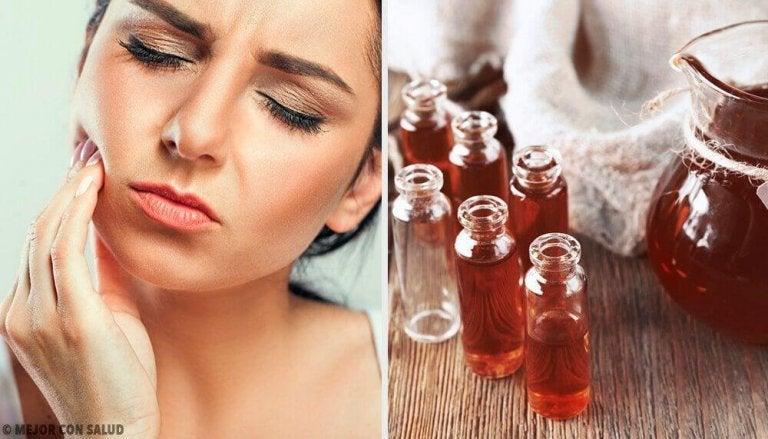 Probiere diese 3 einfachen Mittel gegen Zahnschmerzen