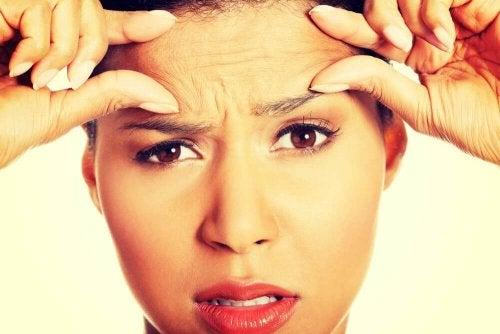 Fältchen im Gesicht kann man vorbeugen