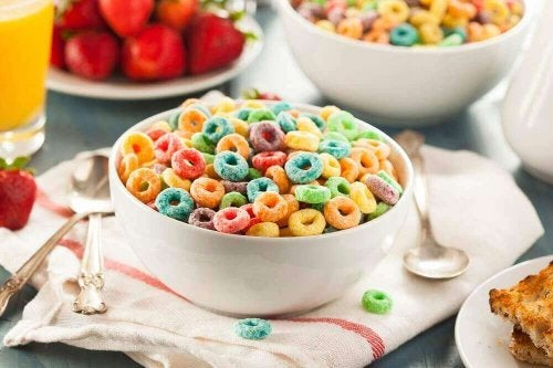 Flakes solltest du zum Frühstück vermeiden