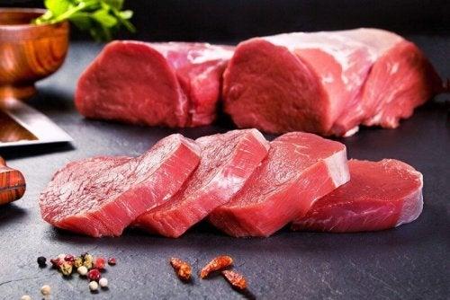 Fleisch gesund mit knappem Budget
