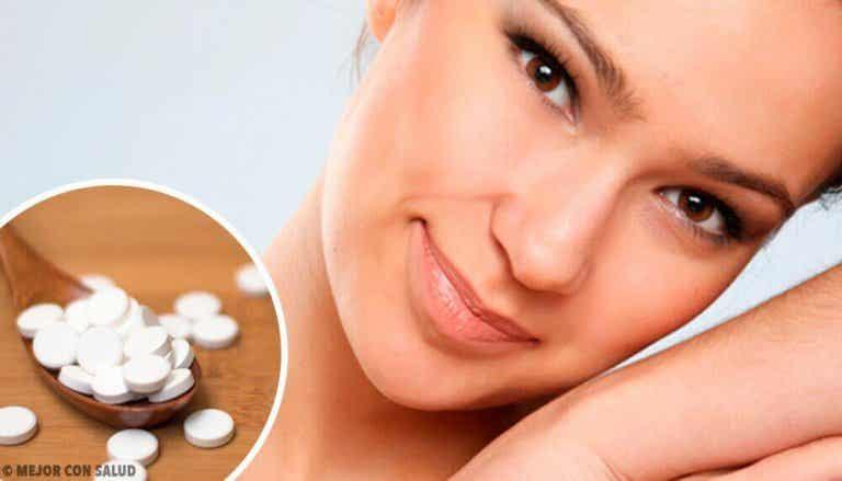 3 Gesichtsmasken mit Aspirin für perfekte Haut