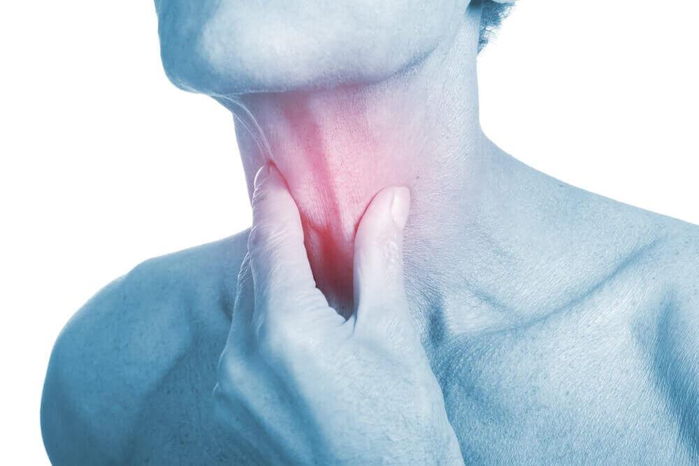 Naturheilmittel mit antibiotischer Wirkung gegen Halsweh