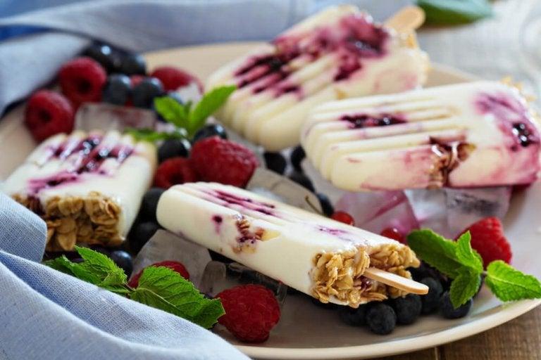 Frozen Yoghurt selber machen: 3 Rezepte