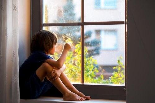 emotionale Verletzungen in der Kindheit