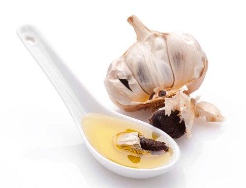 Gewichtsabnahme mit Knoblauch und Olivenöl