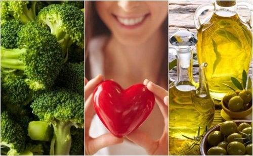 7 gesunde Lebensmittel für ein starkes Herz