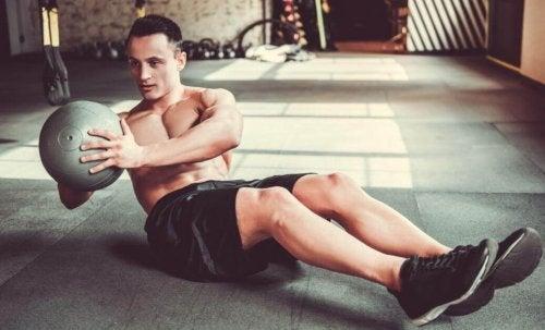 Bonus Übungen für tolle Bauchmuskeln