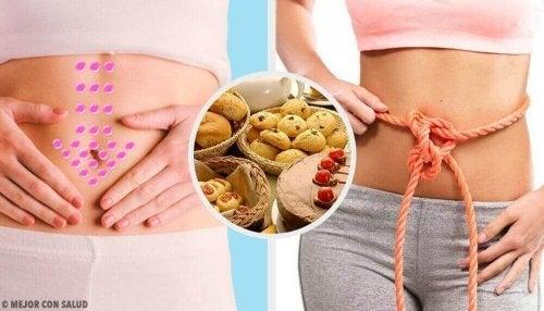 Bessere Verdauung: verzichte auf diese Lebensmittel!