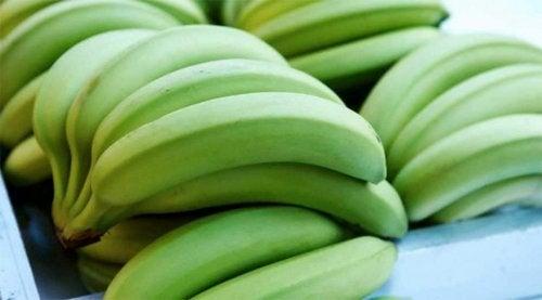 Meide Bananen für bessere Verdauung