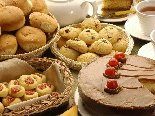 Meide Zucker für bessere Verdauung