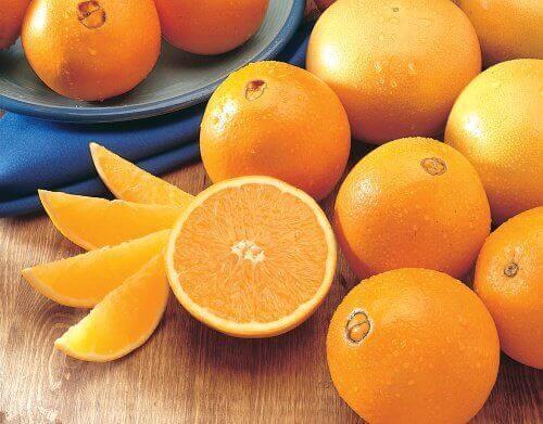 Orangen sollen den Stuhlgang anregen