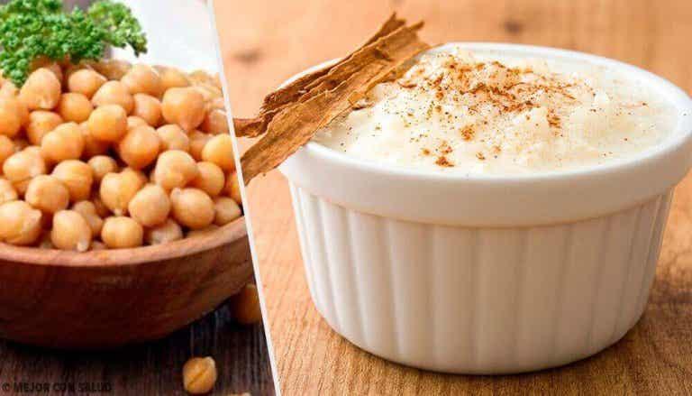 Leckere proteinreiche Rezepte