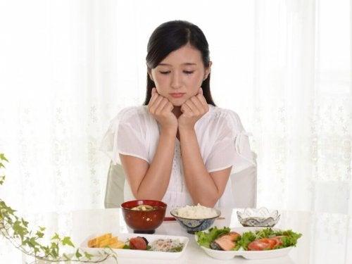 Regelmäßige Mahlzeiten sind gesund