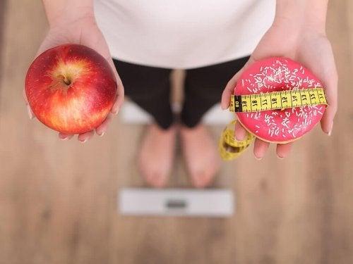 regelmäßige Mahlzeiten beugen Heißhunger vor