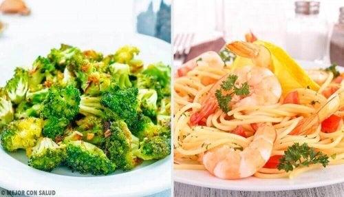 5 leckere Salate, die lange satt machen