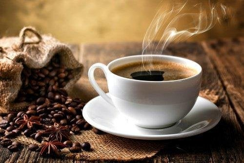 appetitzügelnde Lebensmittel: Kaffee