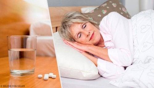 Schlafmittel: Beachte die Risiken und Nebenwirkungen!