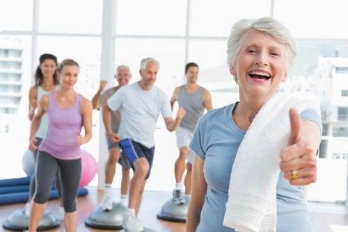 Training mit 50 Jahren