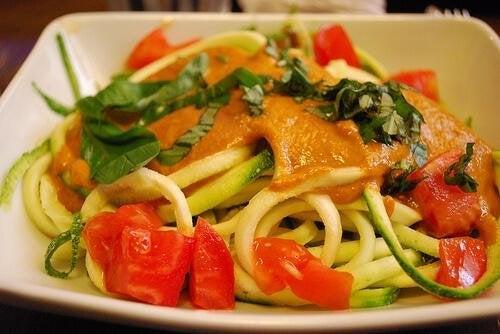 Spaghetti machen lange satt