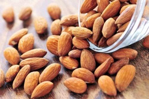 Trockenfrüchte und Nüsse sind vielfältig