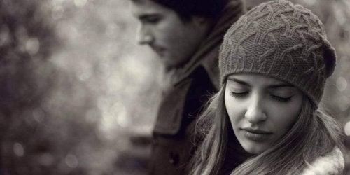 Unerwiderte Liebe muss beendet werden