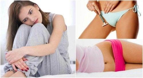 Vaginaler Juckreiz: 5 Ursachen, die du kennen solltest