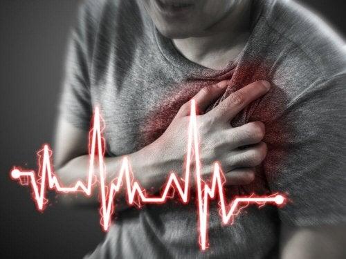einen Herzinfarkt erkennen