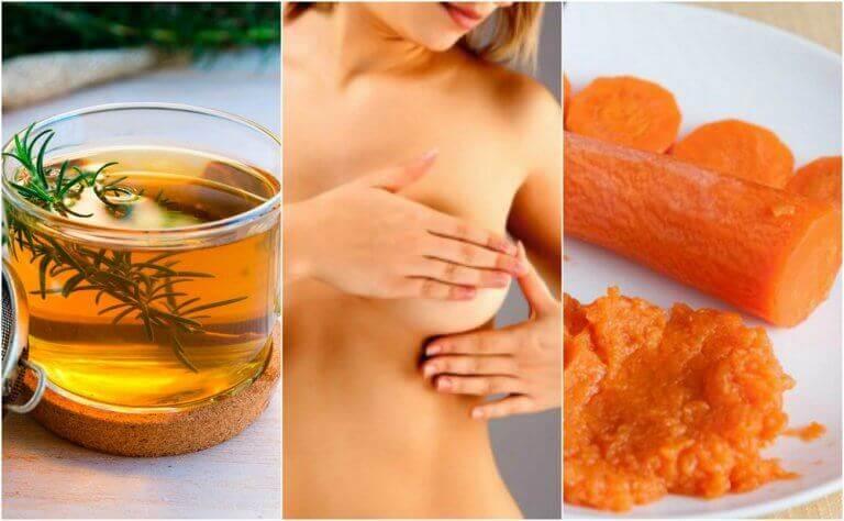 Mastitis natürlich behandeln: 6 Tipps