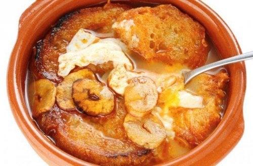 Rezept für spanische Knoblauchsuppe: köstlich, praktisch und günstig