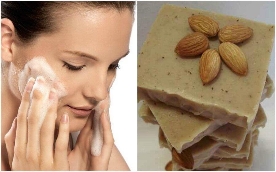 Körperpeelings gegen trockene Haut: Mandel Vanille