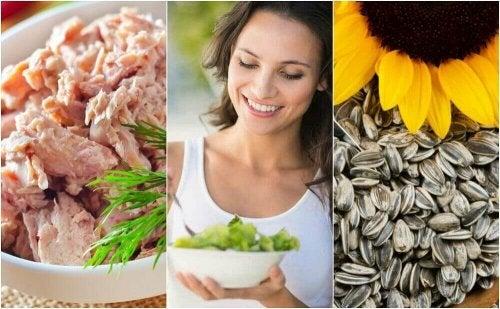 Glückshormon Serotonin: Nahrung für die Seele