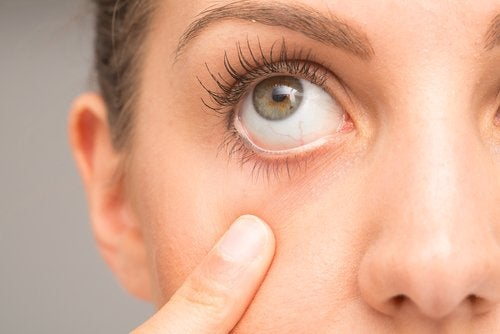 die Augenfarbe kann viel verraten