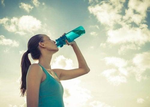 Wasser gegen chronische Müdigkeit