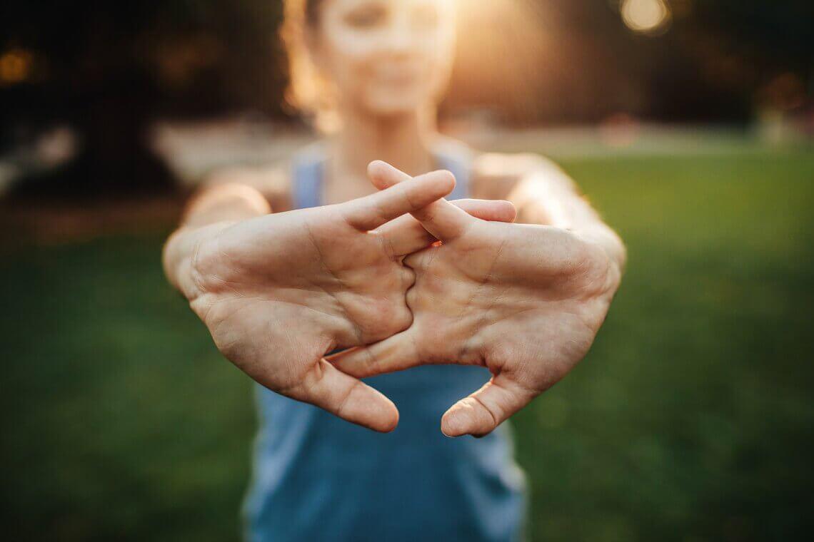 5 Fitnessübungen, um Fettreserven zu verlieren