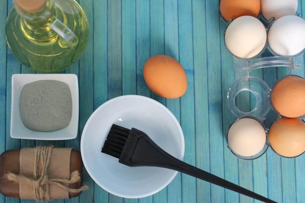Feuchtigkeitsspendend für trockenes Haar: 3 Heilmittel mit Ei