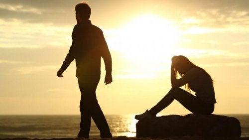 gesunde Paare sind unabhängig
