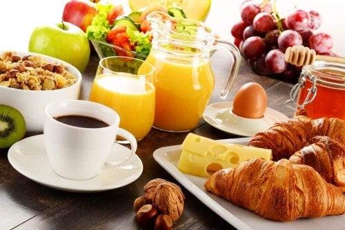 mehr Energie mit gutem Frühstück