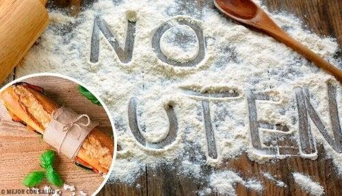 Glutenfreie Alternativen zu Sandwichbrot