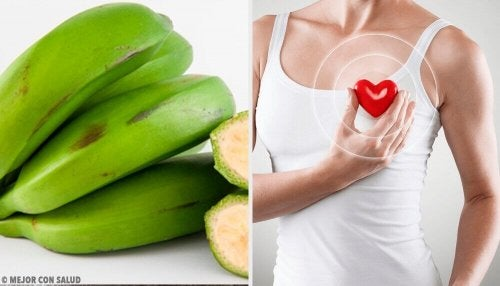 6 Vorteile von grünen Bananen, die du wahrscheinlich nicht kennst