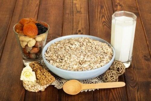Gewichtsabnahme mit der Haferdiät: Optionen zum Abendessen
