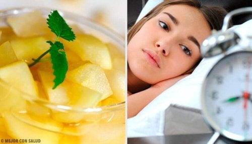 6 gesunde Gerichte gegen Schlaflosigkeit
