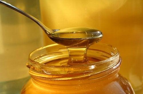 Honig gegen Nasenverstopfung