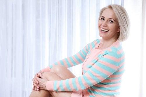 Die 4 großen Freuden der Menopause