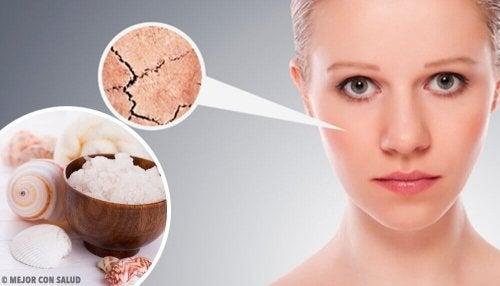 5 Natürliche Mittel gegen trockene Haut