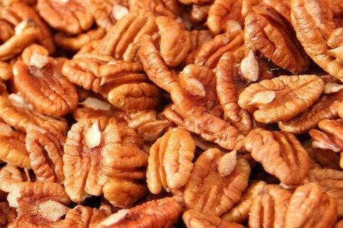 Nüsse sind Lebensmittel zur Steigerung der Konzentration bei Kindern