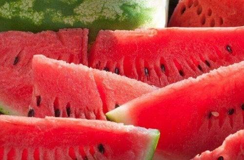 Nierensteine loswerden mit Wassermelonensamen